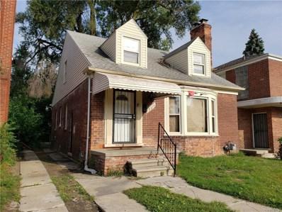 18610 Wisconsin Street, Detroit, MI 48221 - MLS#: 218098597