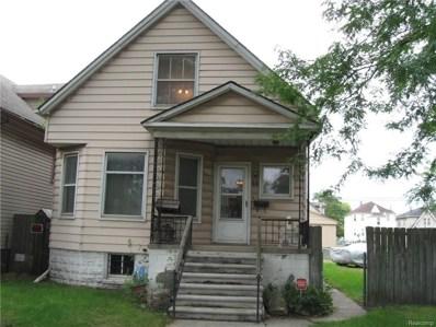 44 W James Street, River Rouge, MI 48218 - MLS#: 218098602