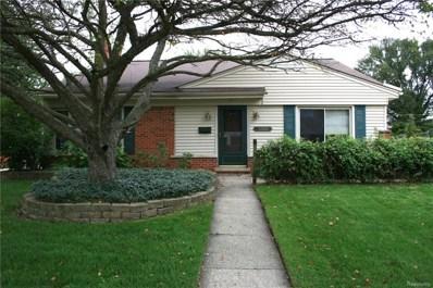 32150 Meadowbrook Street, Livonia, MI 48154 - MLS#: 218098634