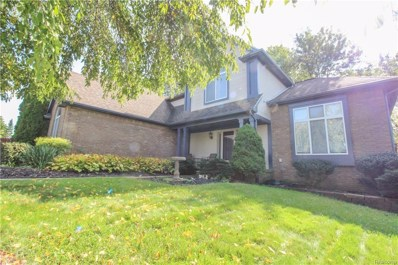 1013 Ridgeview Circle, Orion Twp, MI 48362 - MLS#: 218098696