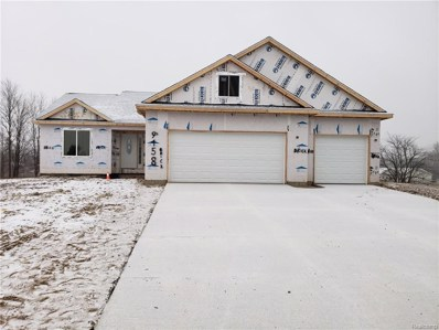 9458 Hickory Hollow Court, Richfield Twp, MI 48423 - MLS#: 218098721