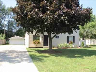 2700 Culbertson Avenue, Rochester Hills, MI 48307 - MLS#: 218098795