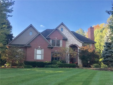 6235 Windstone Circle, Springfield Twp, MI 48346 - MLS#: 218098825