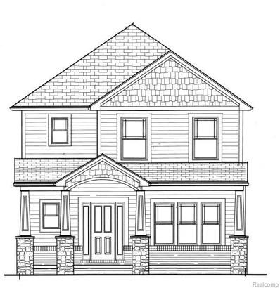 1407 Cherokee Avenue, Royal Oak, MI 48067 - MLS#: 218098908