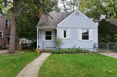 821 S Wilson Avenue, Royal Oak, MI 48067 - MLS#: 218098991