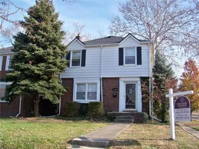 1700 N Rosevere Avenue, Dearborn, MI 48128 - MLS#: 218098999