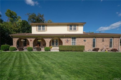 35665 Marty Drive, Clinton Twp, MI 48035 - MLS#: 218099019