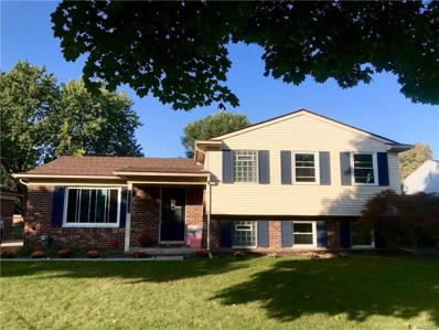 13333 Westminister Drive, Sterling Heights, MI 48313 - MLS#: 218099020