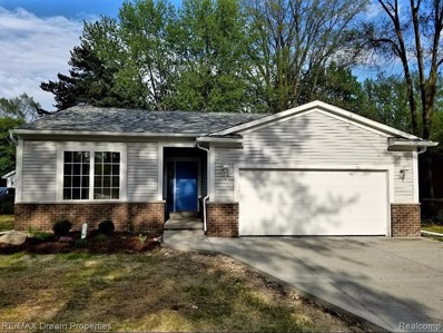 22164 W Brandon Street, Farmington Hills, MI 48336 - MLS#: 218099027
