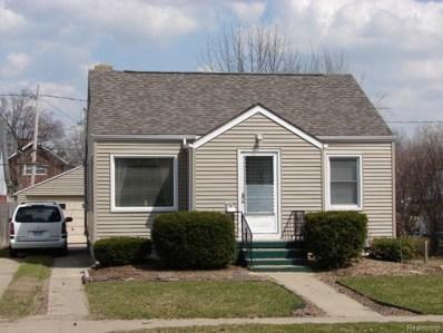 1417 Lincoln Drive, Flint, MI 48503 - MLS#: 218099116