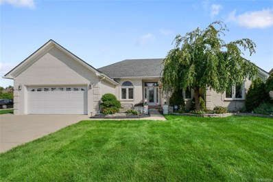 46442 Coachwood Drive, Shelby Twp, MI 48315 - MLS#: 218099159