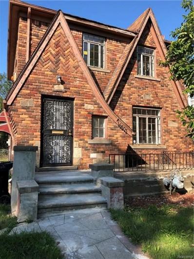 15803 Ferguson Street, Detroit, MI 48227 - MLS#: 218099161