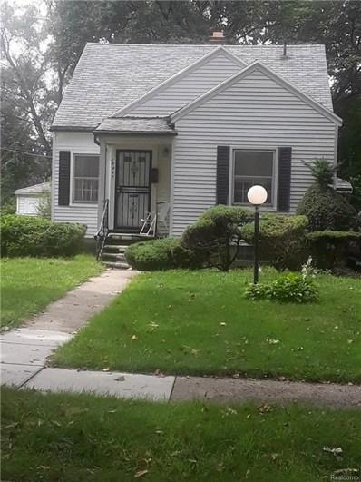 18967 Winthrop Street, Detroit, MI 48235 - MLS#: 218099201
