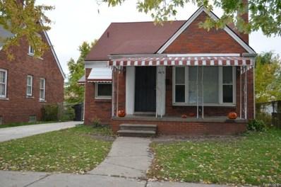 6825 Stahelin Avenue, Detroit, MI 48228 - MLS#: 218099208