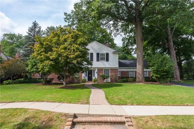 707 Waddington Street, Bloomfield Twp, MI 48301 - MLS#: 218099230