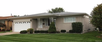 32251 Gainsborough Drive, Warren, MI 48088 - MLS#: 218099250