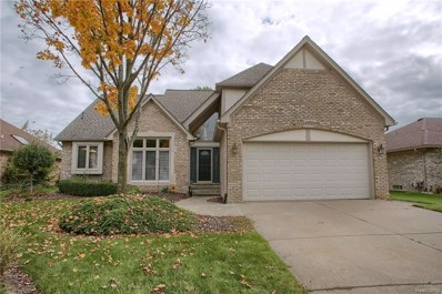 43850 Dunham Court, Clinton Twp, MI 48038 - MLS#: 218099280