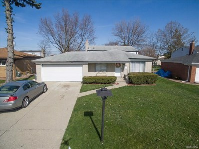 34850 Dryden Drive, Sterling Heights, MI 48312 - MLS#: 218099348