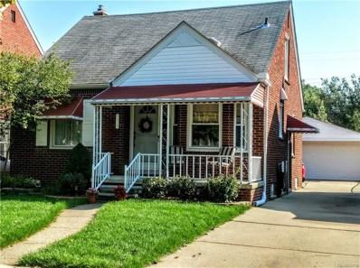 3529 McKinley Street, Dearborn, MI 48124 - MLS#: 218099353