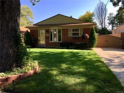 5746 Mayburn Street, Dearborn Heights, MI 48127 - MLS#: 218099357