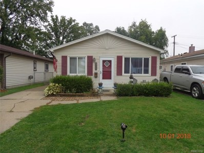 20223 Avalon Street, St. Clair Shores, MI 48080 - MLS#: 218099401