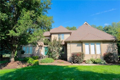 8264 Caribou Lake Lane, Springfield Twp, MI 48346 - MLS#: 218099405