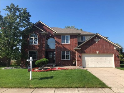 52059 Copper Creek Court, Chesterfield Twp, MI 48047 - MLS#: 218099477