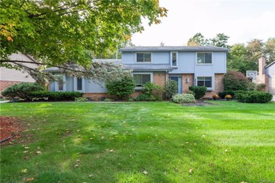 29307 Birchcrest Way, Farmington Hills, MI 48331 - MLS#: 218099479