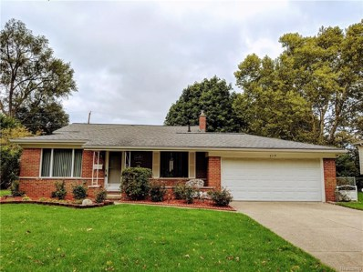 4119 Gatesford Circle Drive, Troy, MI 48085 - MLS#: 218099490