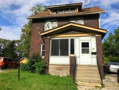 104 Calvert Street, Detroit, MI 48202 - MLS#: 218099510
