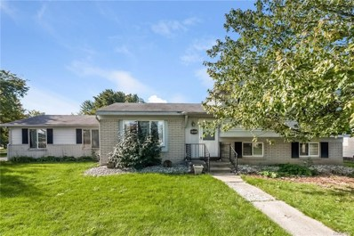41975 Woodbridge Drive, Canton Twp, MI 48188 - MLS#: 218099524