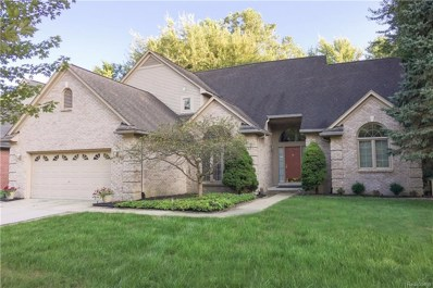41981 Echo Forest Drive, Canton Twp, MI 48188 - MLS#: 218099532