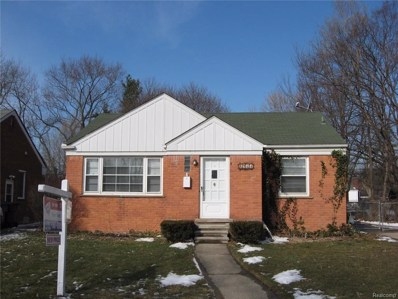 1924 Edgewood Street, Dearborn, MI 48124 - MLS#: 218099574