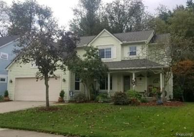 3752 Eaton Gate Lane, Auburn Hills, MI 48326 - MLS#: 218099580