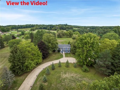 4900 Valentine Road, Webster Twp, MI 48189 - MLS#: 218099616