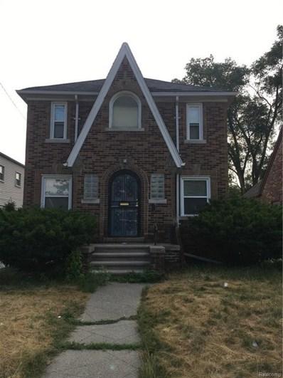 17354 Griggs Street, Detroit, MI 48221 - MLS#: 218099631
