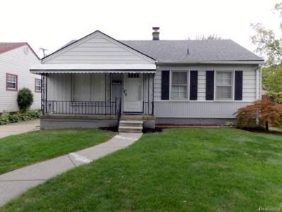 6940 Ziegler Street, Taylor, MI 48180 - MLS#: 218099677