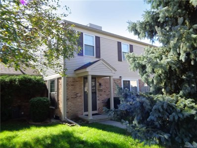 15727 N Franklin Drive UNIT 166, Clinton Twp, MI 48038 - MLS#: 218099680