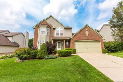 2820 Augusta Drive, Commerce Twp, MI 48382 - MLS#: 218099692