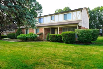 28818 E King William Drive, Farmington Hills, MI 48331 - MLS#: 218099735