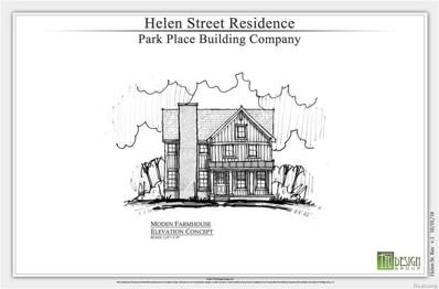 126 S Helen Ave S, Rochester, MI 48307 - MLS#: 218099814