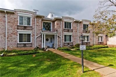1745 Tiverton Road UNIT 20, Bloomfield Hills, MI 48304 - MLS#: 218099844