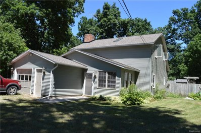 3192 Lakeview Boulevard, Highland Twp, MI 48356 - MLS#: 218099856