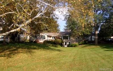 5560 Lane Lake Road, Bloomfield Twp, MI 48302 - MLS#: 218099906