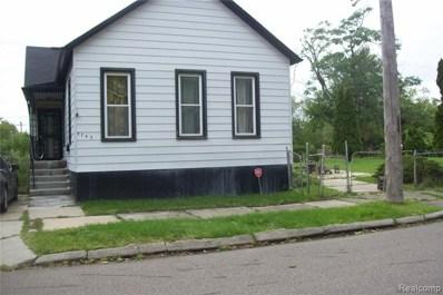 2745 Vermont St, Detroit, MI 48216 - MLS#: 218099985