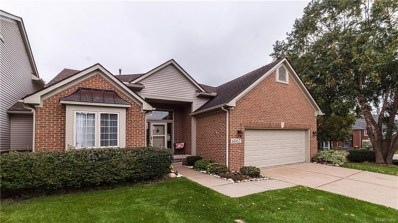 6062 Warwick Drive, Commerce Twp, MI 48382 - MLS#: 218099997