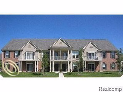 1827 Pinecroft Drive, Canton Twp, MI 48188 - MLS#: 218100002
