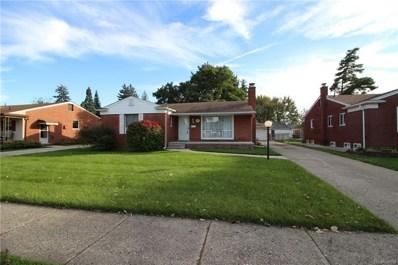20391 Brookwood Street, Dearborn Heights, MI 48127 - MLS#: 218100011
