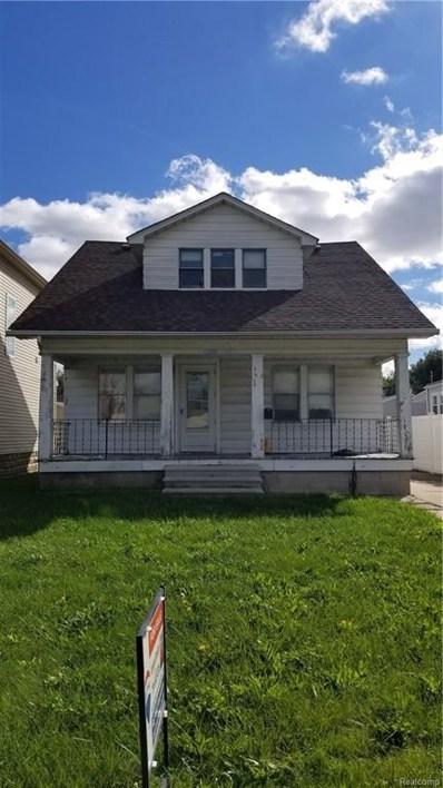 1115 Cedar Street, Wyandotte, MI 48192 - MLS#: 218100113