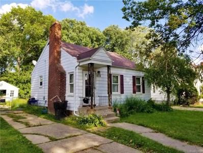6316 Radnor Street, Detroit, MI 48224 - MLS#: 218100247